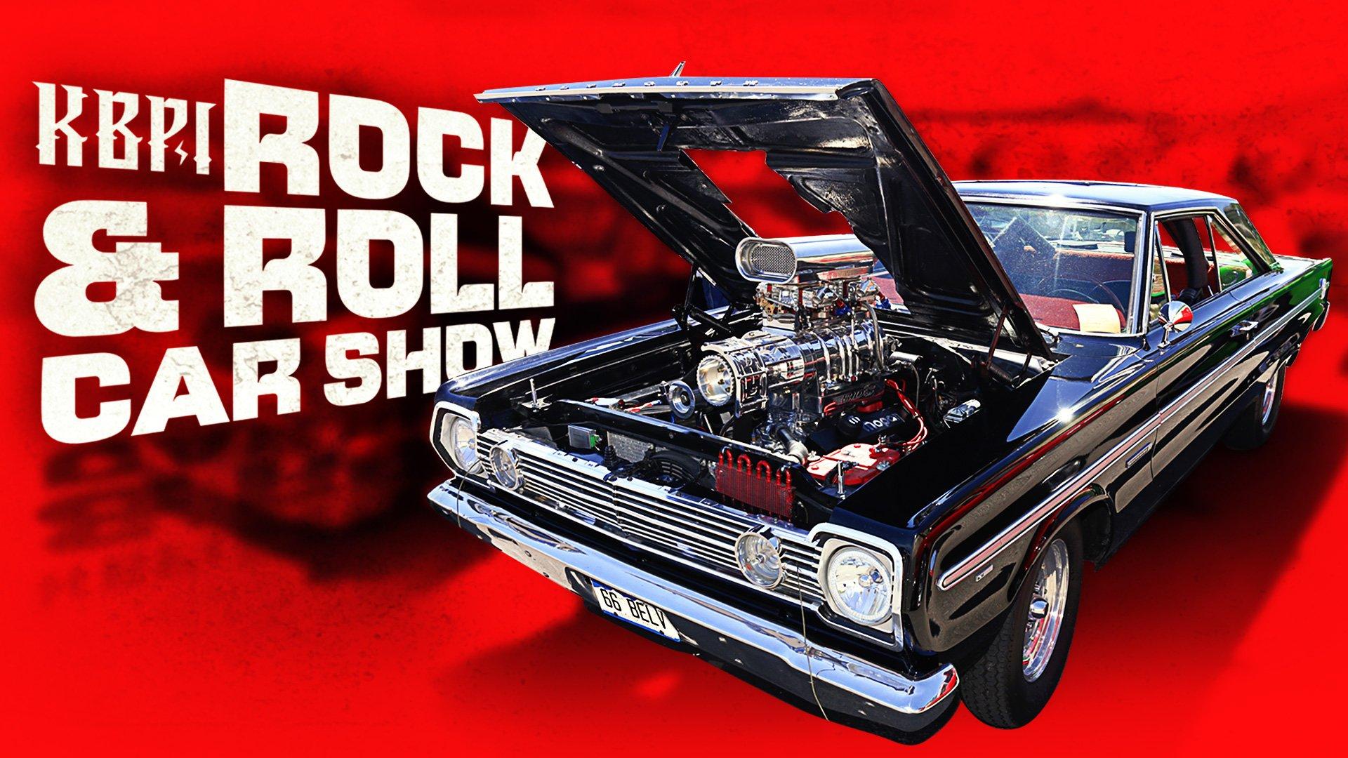 Rock & Roll Car Show