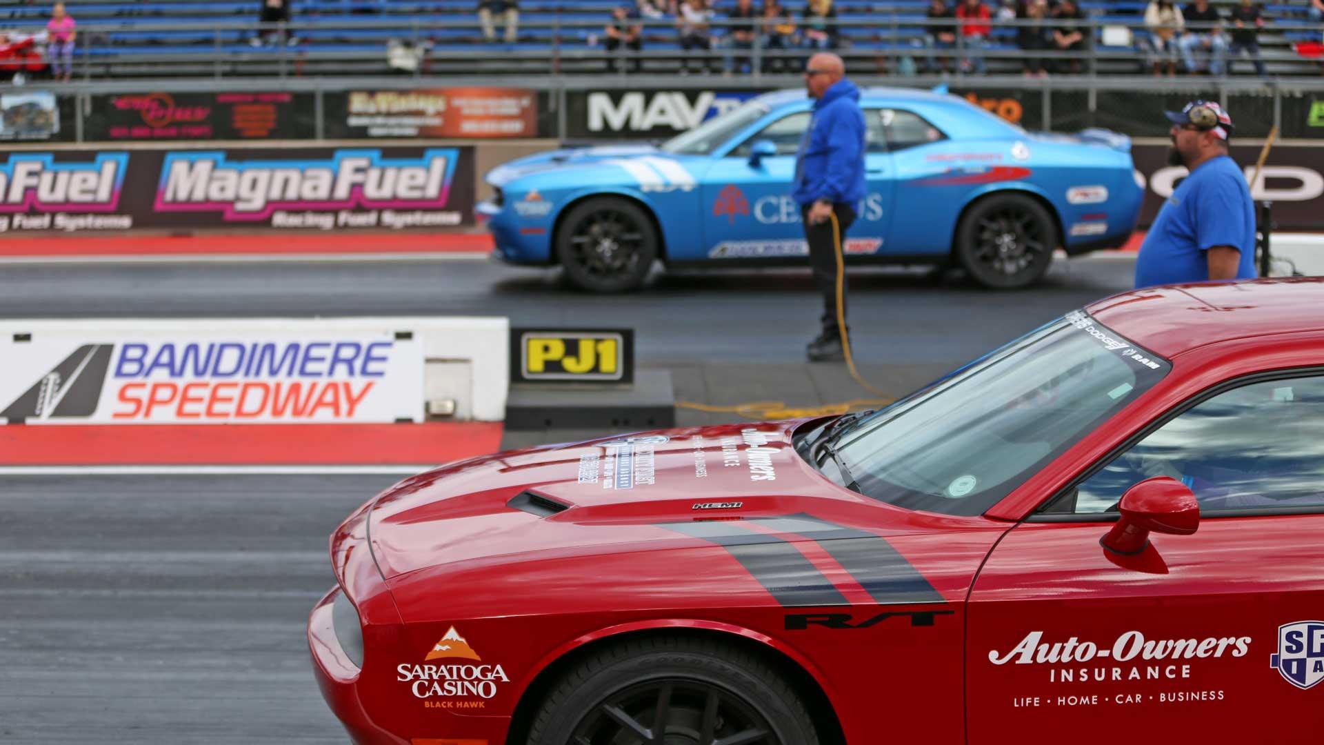 Challenge Races - Bandimere Speedway